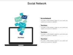 Social Network Ppt PowerPoint Presentation Model Design Inspiration Cpb
