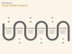 Social Network Social Media Proposal Roadmap Ppt Show PDF
