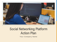 Social Networking Platform Action Plan Business Growth Ppt PowerPoint Presentation Complete Deck