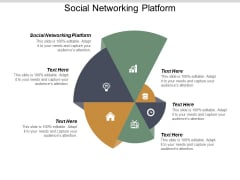 social networking platform ppt powerpoint presentation styles design ideas cpb