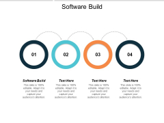 Software Build Ppt PowerPoint Presentation Visual Aids Example 2015 Cpb