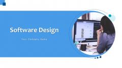 Software Design Improvements Interface Ppt PowerPoint Presentation Complete Deck With Slides