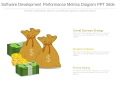 Software Development Performance Metrics Diagram Ppt Slide
