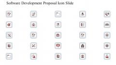 Software Development Proposal Icon Slide Ppt Introduction PDF