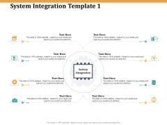 Software Integration WBS System Integration Template System Ppt PowerPoint Presentation Gallery Inspiration PDF