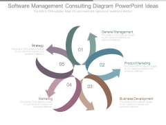 Software Management Consulting Diagram Powerpoint Ideas