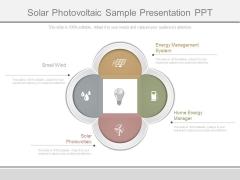 Solar Photovoltaic Sample Presentation Ppt