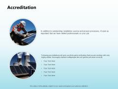 Solar Power Plant Technical Accreditation Ppt Pictures Design Templates PDF