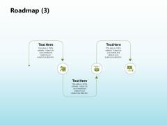 Solar Power Plant Technical Roadmap 3 Ppt Inspiration Guidelines PDF