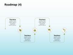 Solar Power Plant Technical Roadmap 4 Ppt Show Design Templates PDF