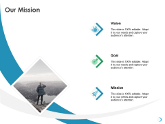 Solar System Implementation And Support Service Our Mission Ppt Infographics Grid PDF