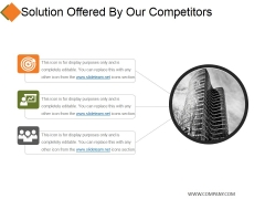 Solution Offered By Our Competitors Ppt PowerPoint Presentation Icon Slides
