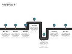 Sound Production Firm Agreement Proposal Roadmap Seven Stages Ppt Slides File Formats PDF