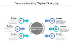 Sources Working Capital Financing Ppt PowerPoint Presentation File Graphic Images Cpb
