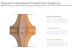 Special Publications Powerpoint Graphics