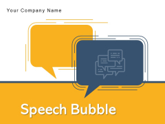 Speech Bubble Communication Customer Attention Telephone Receiver Ppt PowerPoint Presentation Complete Deck