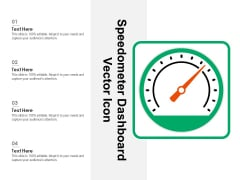 Speedometer Dashboard Vector Icon Ppt PowerPoint Presentation File Designs Download PDF