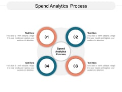Spend Analytics Process Ppt PowerPoint Presentation Inspiration Slide Cpb