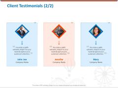Sponsorship Request Letter Samples Client Testimonials Management Mockup PDF
