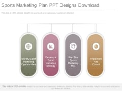 Sports Marketing Plan Ppt Designs Download