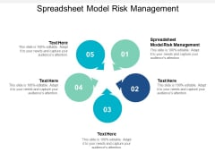 Spreadsheet Model Risk Management Ppt PowerPoint Presentation Infographic Template Infographic Template Cpb