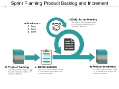 Sprint Planning Product Backlog And Increment Ppt PowerPoint Presentation Portfolio Microsoft