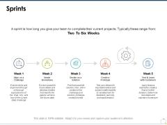Sprints Ppt PowerPoint Presentation Ideas Outline