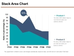 Stack Area Chart Ppt PowerPoint Presentation Show Samples