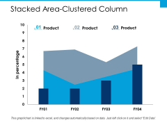Stacked Area Clustered Column Ppt PowerPoint Presentation Icon Examples