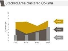 Stacked Area Clustered Column Ppt PowerPoint Presentation Influencers
