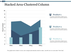 Stacked Area Clustered Column Ppt PowerPoint Presentation Model Topics