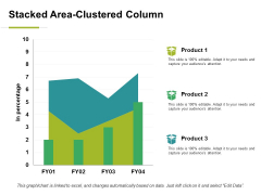 Stacked Area Clustered Column Ppt PowerPoint Presentation Professional Graphics Template