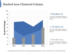 Stacked Area Clustered Column Ppt PowerPoint Presentation Show Elements
