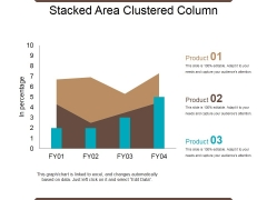 Stacked Area Clustered Column Ppt PowerPoint Presentation Show Guidelines