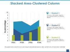 Stacked Area Clustered Column Ppt PowerPoint Presentation Slides Information