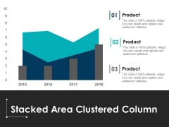 Stacked Area Clustered Column Ppt PowerPoint Presentation Styles Mockup
