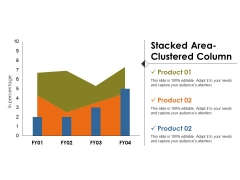 Stacked Area Clustered Column Ppt PowerPoint Presentation Summary Gallery