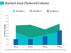 Stacked Area Clustered Column Ppt PowerPoint Presentation Summary Slides