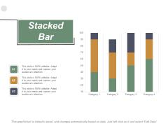 Stacked Bar Finance Ppt PowerPoint Presentation Summary Skills