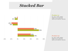 Stacked Bar Financial Analysis Ppt PowerPoint Presentation Infographic Template Slides