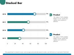 Stacked Bar Ppt PowerPoint Presentation Slides Demonstration