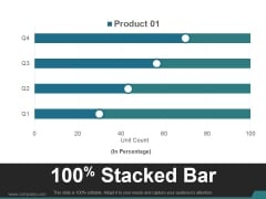 Stacked Bar Template 2 Ppt PowerPoint Presentation Visuals