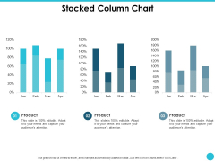 Stacked Column Chart Ppt PowerPoint Presentation Professional Diagrams