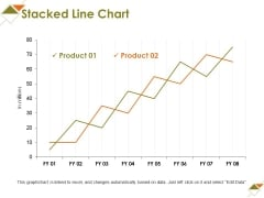 Stacked Line Chart Ppt PowerPoint Presentation File Display