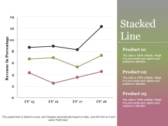 Stacked Line Ppt PowerPoint Presentation Show