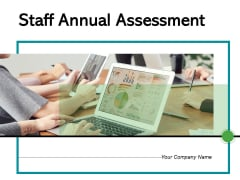 Staff Annual Assessment Targets Measures Ppt PowerPoint Presentation Complete Deck