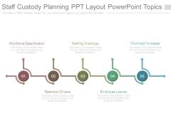 Staff Custody Planning Ppt Layout Powerpoint Topics