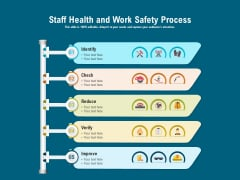 Staff Health And Work Safety Process Ppt PowerPoint Presentation File Slides PDF