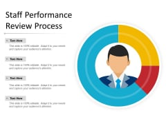 Staff Performance Review Process Ppt PowerPoint Presentation Styles Clipart Images