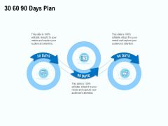 Staffing Offshoring Proposal 30 60 90 Days Plan Ppt Infographics Designs PDF